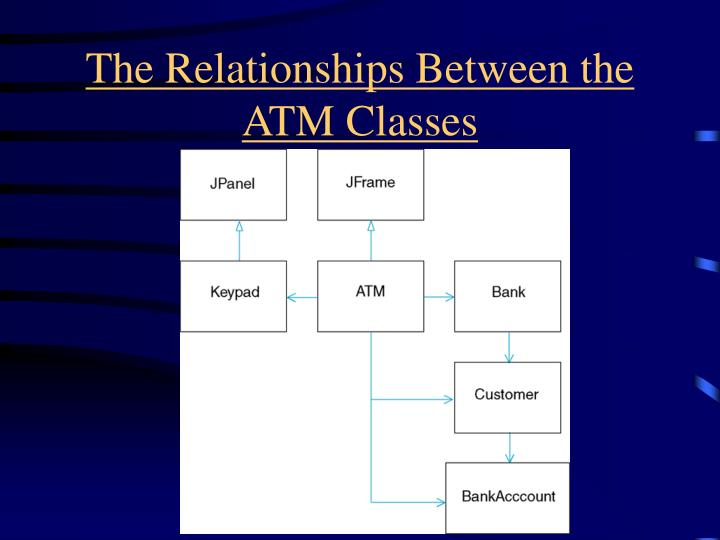 The Relationships Between the ATM Classes