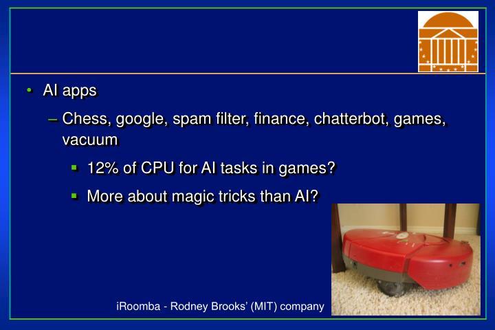 AI apps