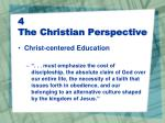 4 the christian perspective15