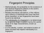 fingerprint principles9