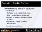 education a noble purpose9