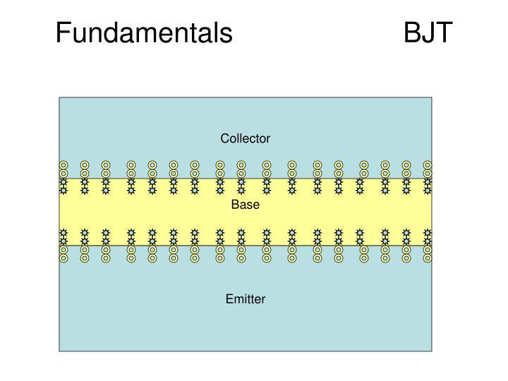 Fundamentals            BJT
