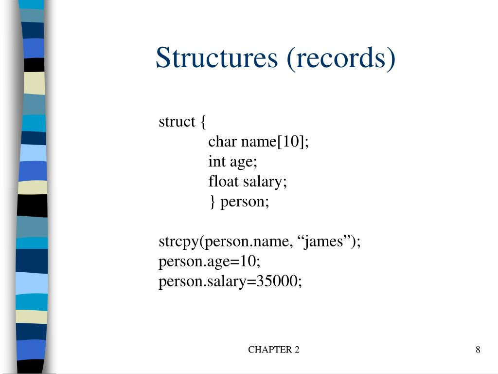 Structures (records)
