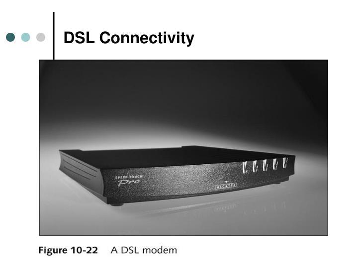 DSL Connectivity