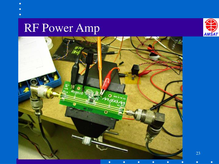 RF Power Amp