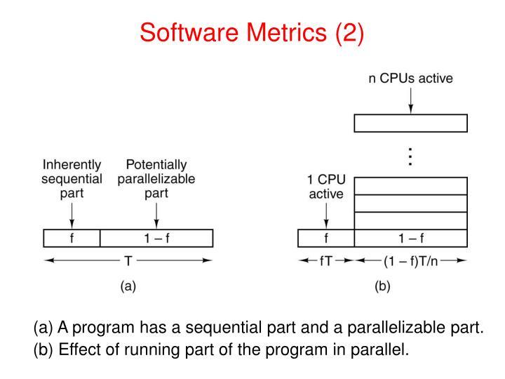 Software Metrics (2)