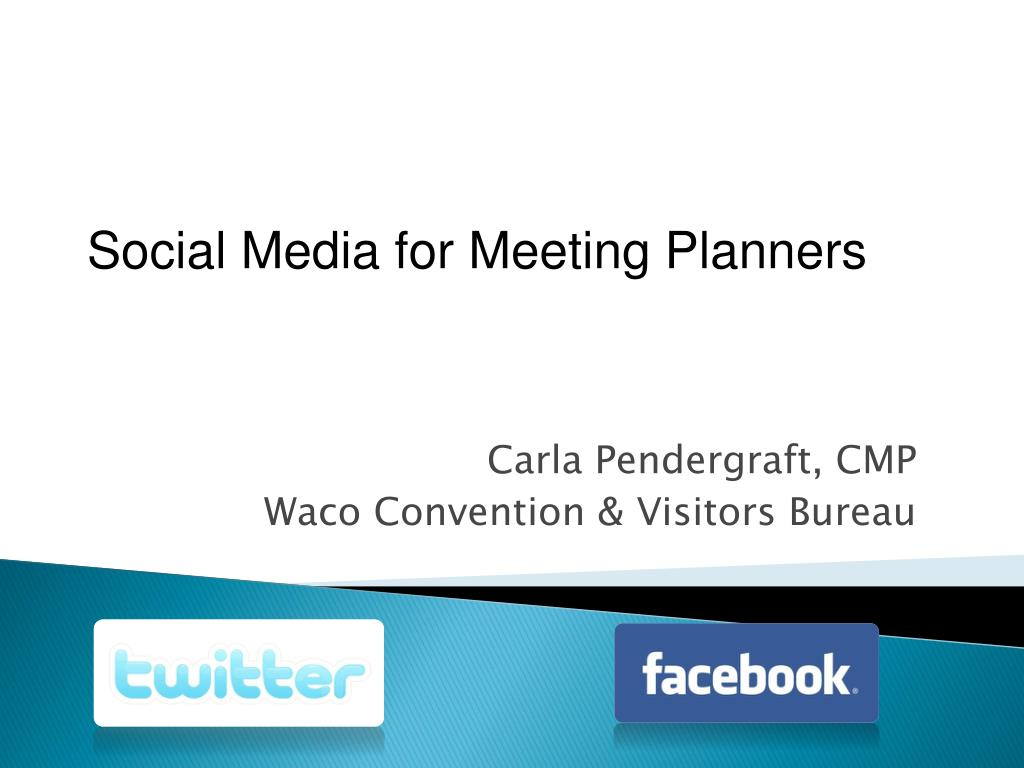 carla pendergraft cmp waco convention visitors bureau l.