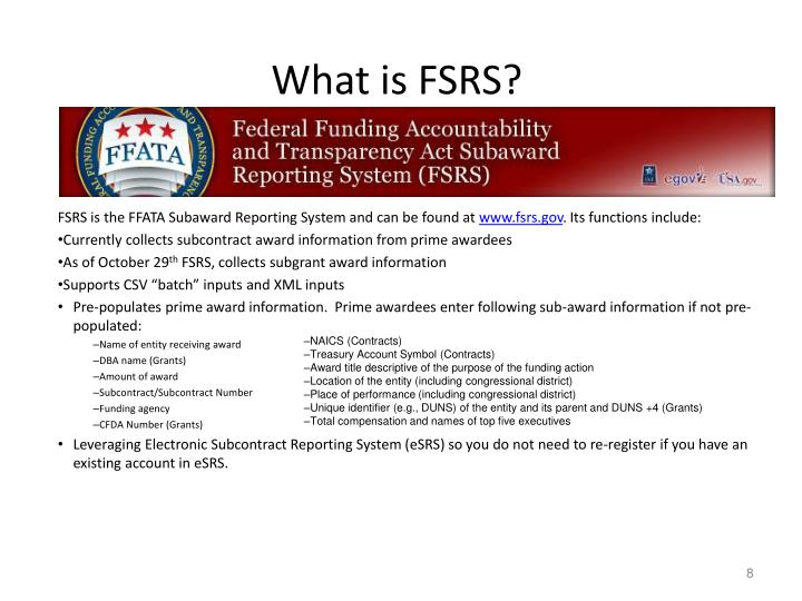 What is FSRS?