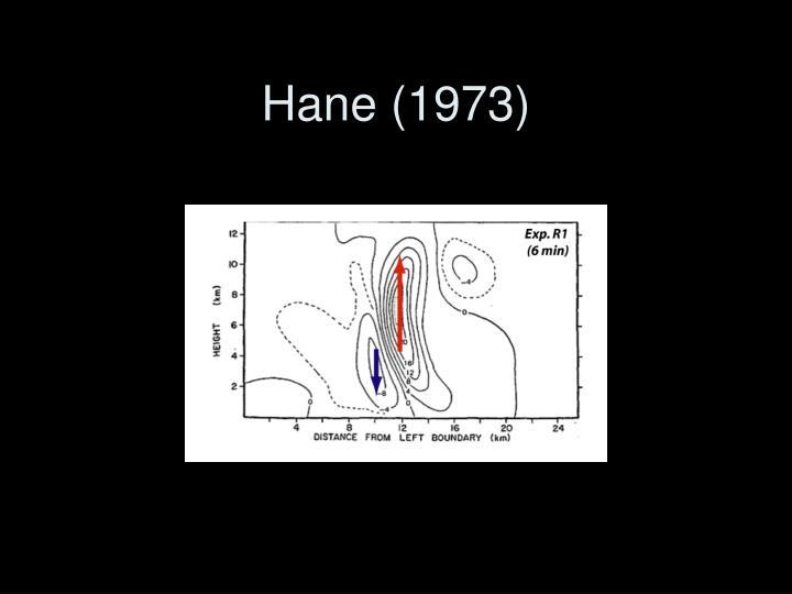 Hane (1973)