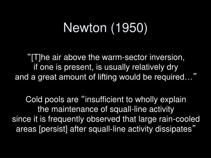 Newton (1950)