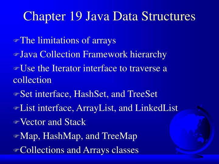 chapter 19 java data structures n.
