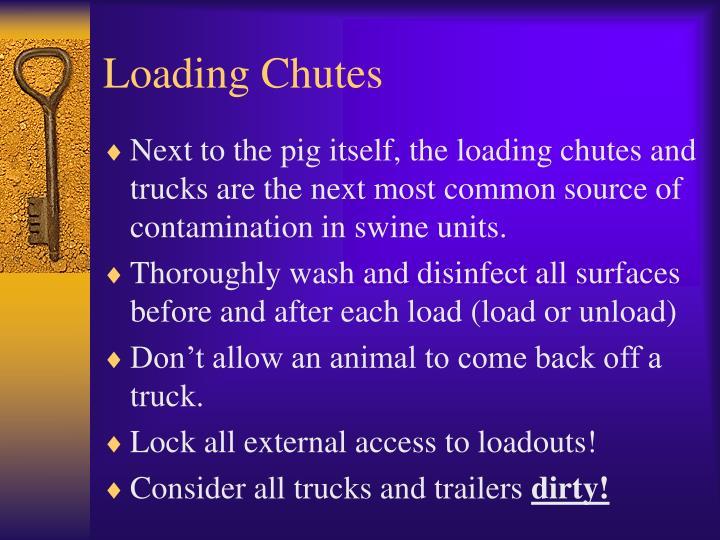 Loading Chutes