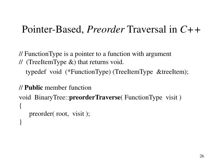 Pointer-Based,