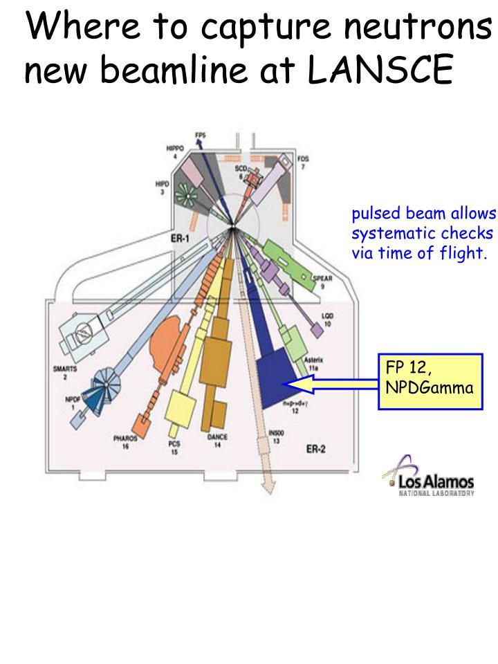 Where to capture neutrons –