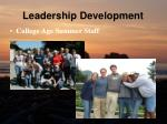 leadership development33