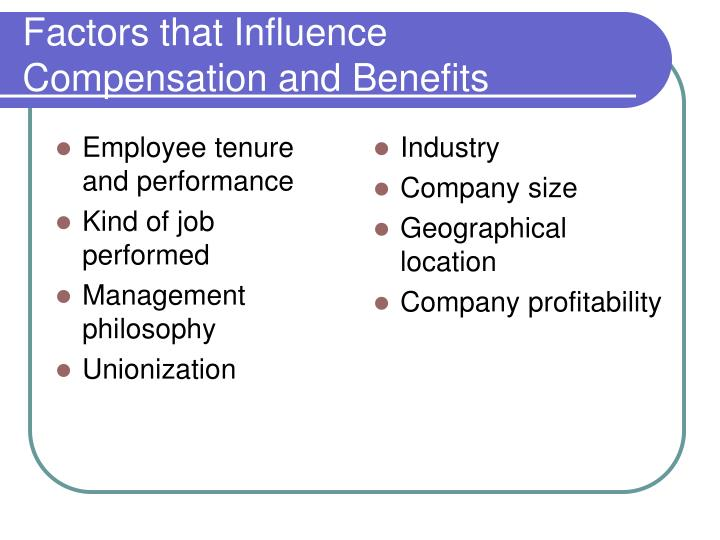 Employee tenure and performance