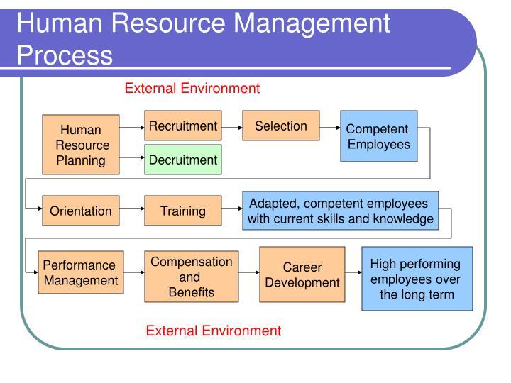 Human Resource Management Process