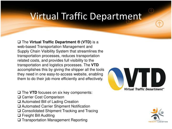 Virtual Traffic Department