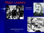 major leaders2