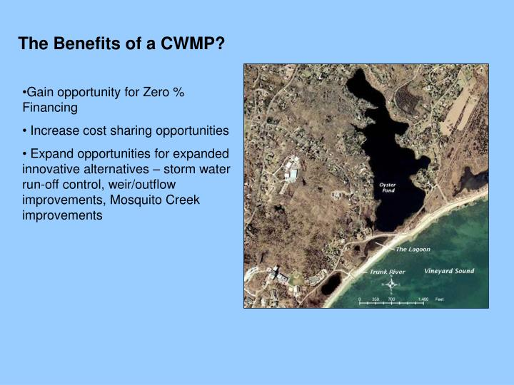 The Benefits of a CWMP?