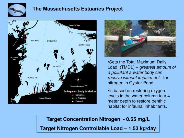 The Massachusetts Estuaries Project