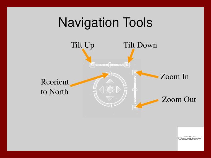 Navigation Tools