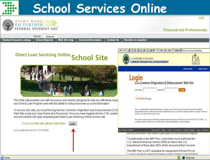 School Services Online
