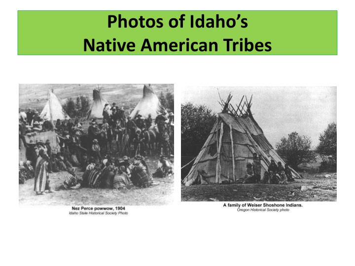 Photos of Idaho's