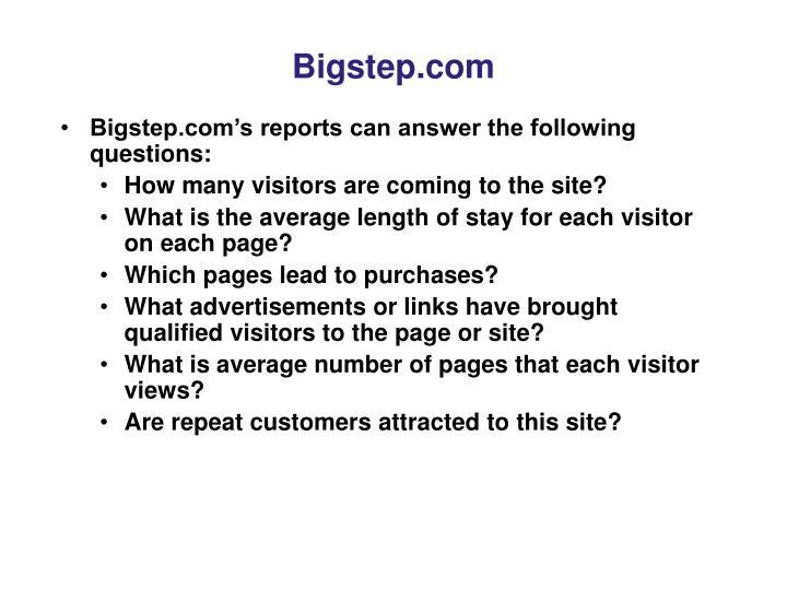 Bigstep.com
