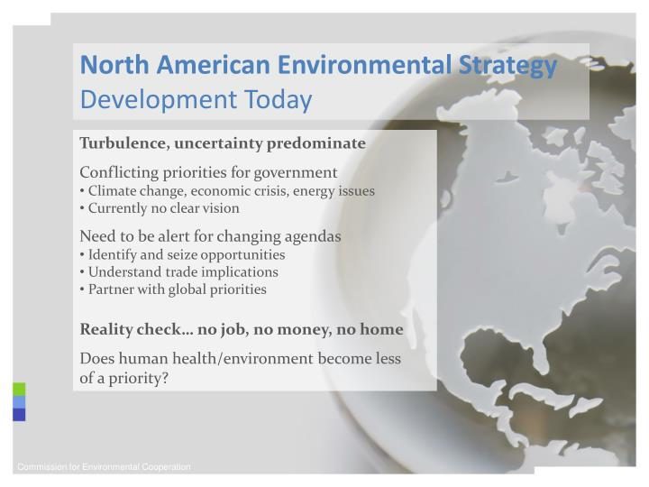 North American Environmental Strategy