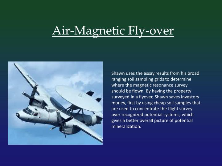 Air-Magnetic Fly-over