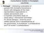 consultative bodies in european countries3