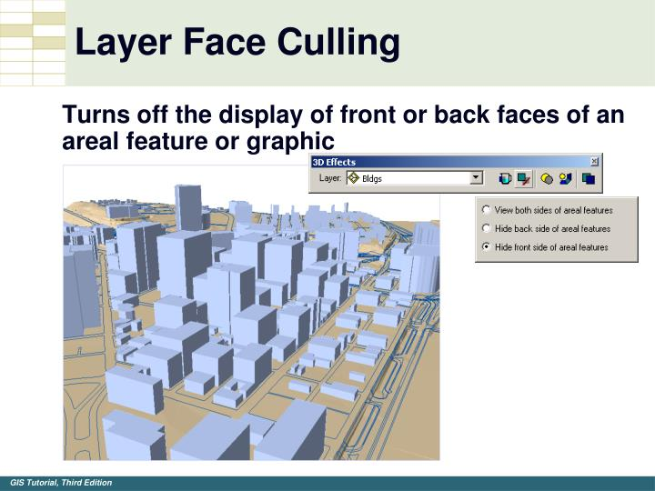 Layer Face Culling