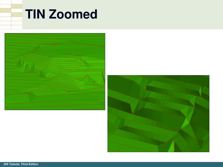 TIN Zoomed