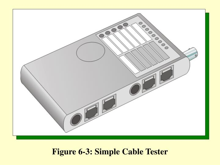 Figure 6-3: Simple Cable Tester