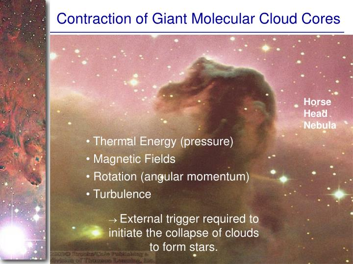 Contraction of Giant Molecular Cloud Cores