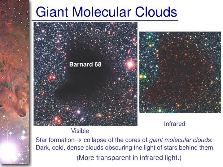 Giant Molecular Clouds