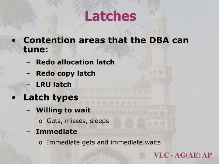 Latches