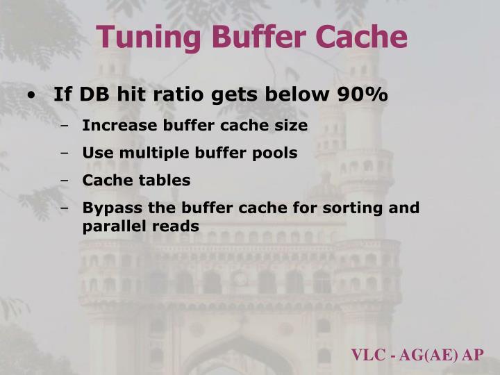 Tuning Buffer Cache