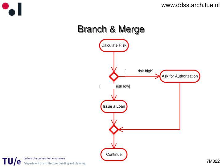 Branch & Merge