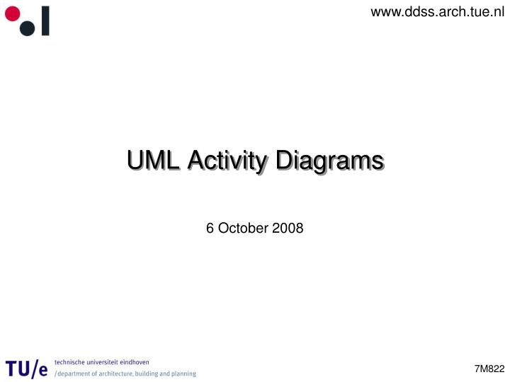 Ppt uml activity diagrams powerpoint presentation id550276 uml activity diagrams ccuart Image collections