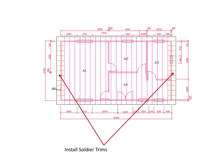 Install Soldier Trims