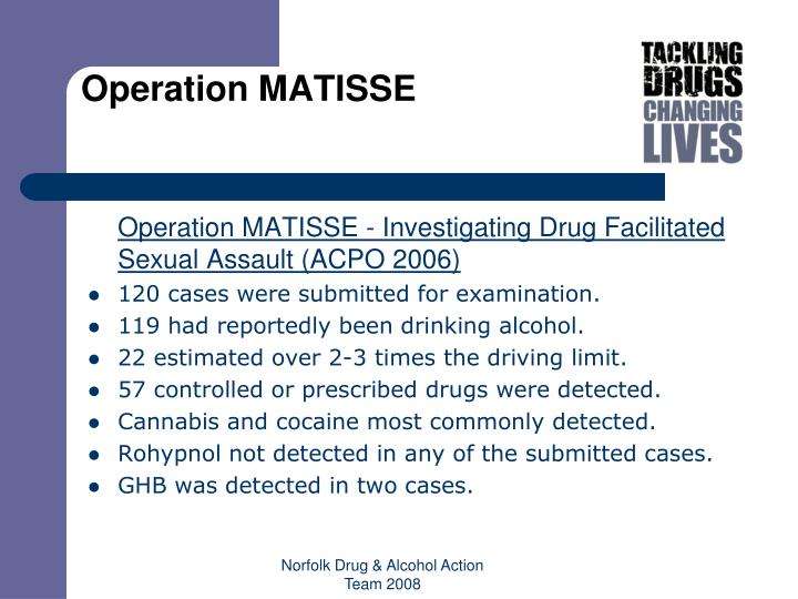 Operation MATISSE