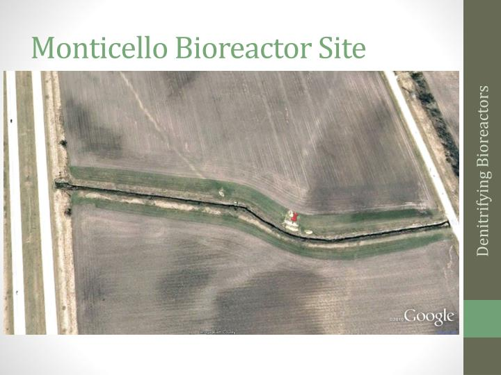 Monticello Bioreactor Site