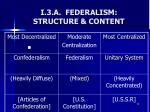 i 3 a federalism structure content1