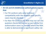 grandfather s rights 1