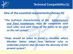 technical compatibility 1
