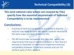 technical compatibility 3