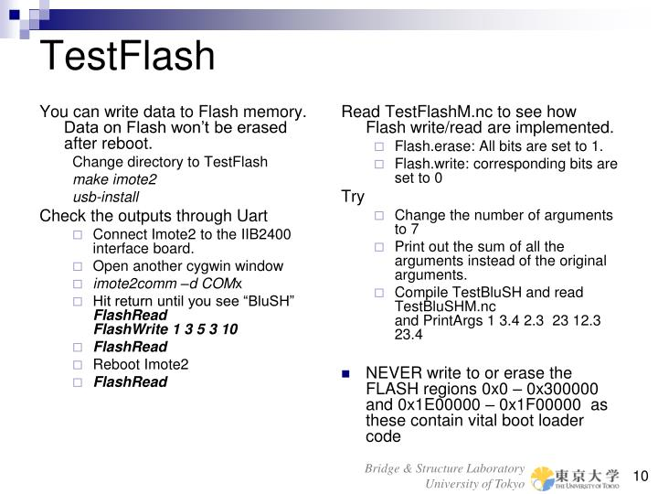 You can write data to Flash memory. Data on Flash won't be erased after reboot.