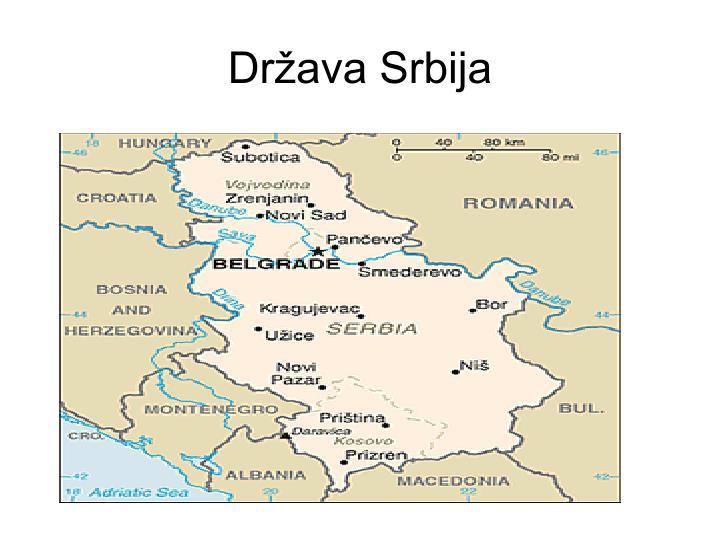 Dr ava srbija